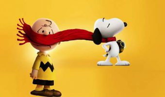 Exposición de Snoopy en la Ciudad de México