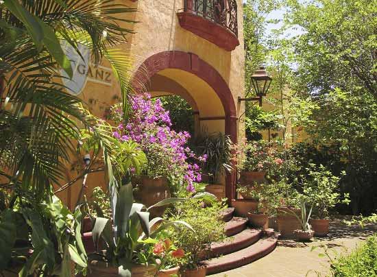 Casa Villaganz hotel que acepta mascotas