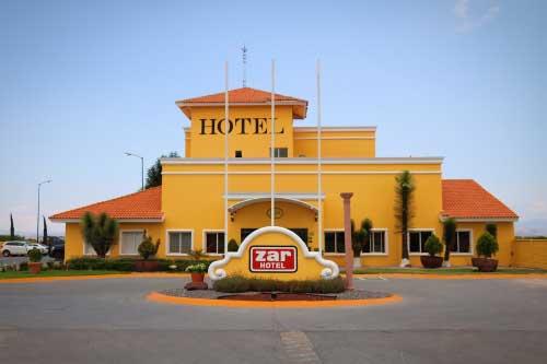 Hotel Zar acepta mascotas San Luis Potosi