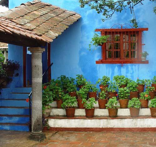 Hoteles Casa Azul Huasca Acepta mascotas